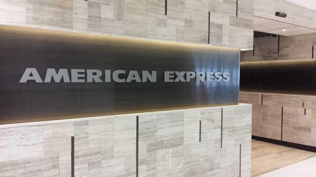 Amex Lounge Entry 2