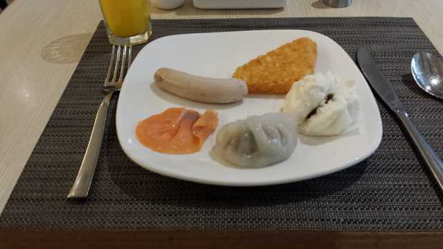 Novotel Kowloon Breakfast 4