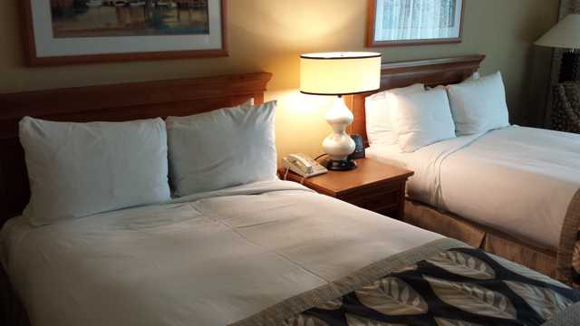 Seattle Hilton Airport Room 2