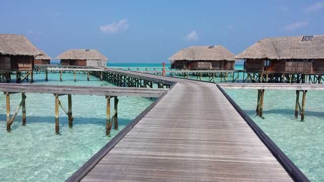 Conrad Maldives - Water Villa 4