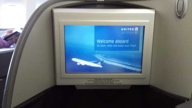 United First Class Entertainment Unit 1