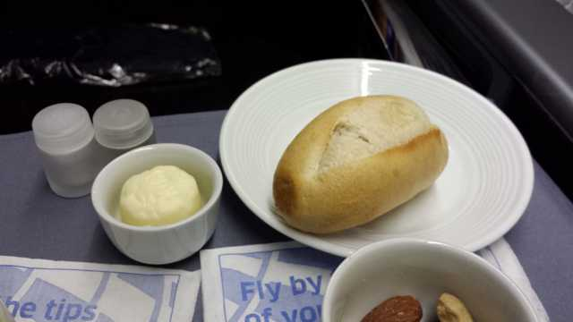 United First Class Food 2